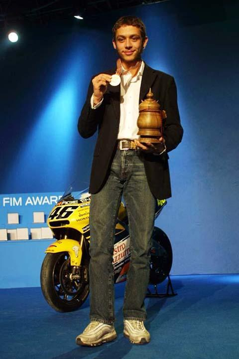 Valentino Rossi Top MotoGP World Champions